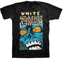 WHITE ZOMBIE - Blue Monster T SHIRT S-M-L-XL-3XL Brand New Official Rob Zombie T-Shirt Fashiont Shirt Free Shipping 2019 rob zombie ghost porto alegre