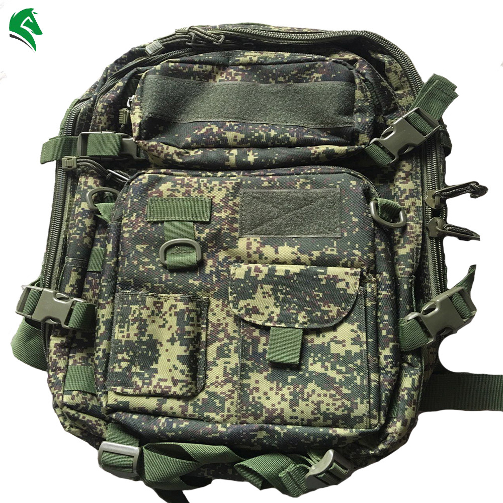 Russia EMR Digital Camouflage Multi-functional Molle TAD Russian Special Forces Commuting Tactical Assault Backpack