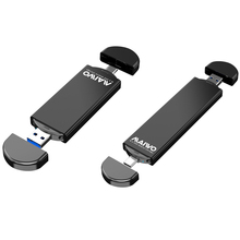 MAIWO M.2 SATA Hard Drive Box USB/Type-C 2 in 1 Hdd Solid State Case B Key/B&M Key SSD Adapter for 2230/2242/2260/2280 SSD Case