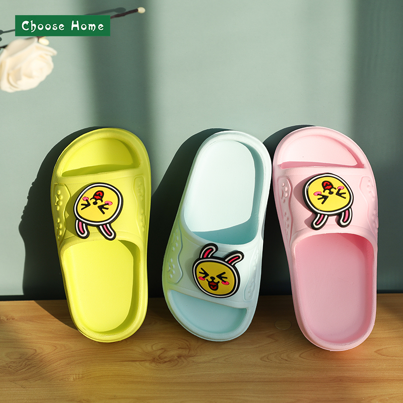 Summer Slipper For Baby Fashion Cartoon Slippers For Outdoor Children Slipper For Indoor Kid's Home Slipper For Beach & Bathroom