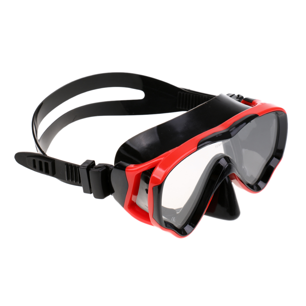 Underwater Snorkeling Diving Mask Goggles Scuba Glasses Silicone For Youth Kids