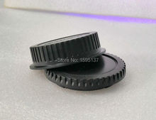 SLR מצלמה מכסה גוף אחורי מכסה עדשה קדמי כיסוי עבור Canon (משלוח חינם + מספר מעקב)