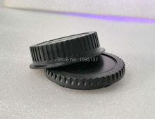 Slr câmera corpo tampa da lente traseira capa frontal para canon (frete grátis + número de rastreamento)