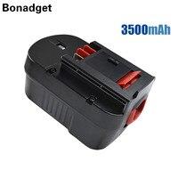 34 Bonadget 3500mAh Ni-MH HPB14 Replacement Power Tool Battery For Black Decker 499936-34 499936-35 A144 A144EX A14 A14F HPB14 (2)