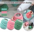 Reusable dryer ball laundry ball washing drying fabric softener ball for household clothes cleaning washing accessories
