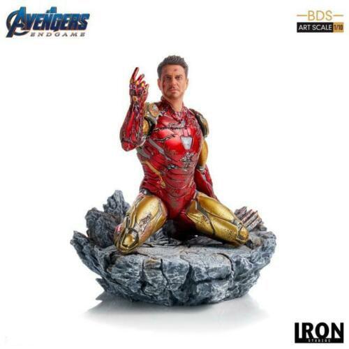 Iron Studios 1/10 Iron Man Mark MARCAS21519-10 Avengers Figure Statue Model Toys