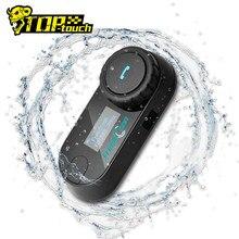 FREEDCONN Motorcycle Intercom Helmet Headset Waterproof 2 People Connect Helmet Speaker Interphone Moto Headset Intercom 800M