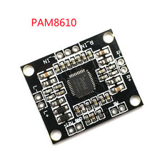 PAM8610 Digital Power Amplifier 2x15W Dual Channel Stereo D Type Power Amplifier XH-M181