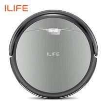 ILIFE A4s робот пылесос, бренд, уборка в коврах, анти-столкновения, анти-падения, автоматически зарядить