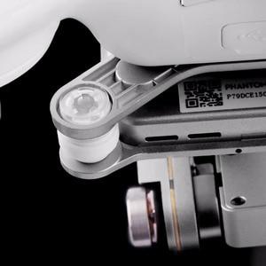Image 2 - 6pcs Gimbal Camera Mount Holder Anti Fall Off Anti Drop Pins Rubber Damper Damping Balls for DJI Phantom 3 Drone Spare Parts