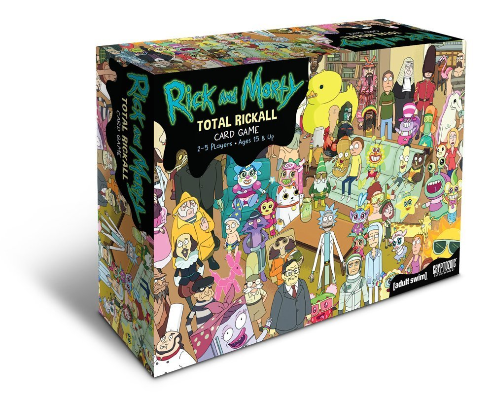 RICK And MORTY Board Card Rick Morty Table Cards Adult Children Toys Party Card Game