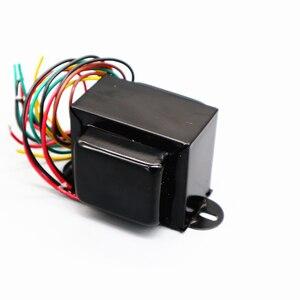 Image 2 - 12AX7/ECC83 12AU7/ECC82 12AT7 6922 tube preamplifier catena Amplifier board power transformer 36W output 230V 0 230V AC 6.3V 13V