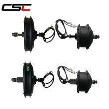 電動自転車フロントホイール36v 48v 250/350/500/1000/1500ワットリアフリーホイール/カセット電動自転車ブラシ非ギアやギアハブモーター