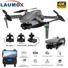 Laumox sg907 max 4k câmera gps zangão 5g wifi com 3 eixos cardan 25 minutos de voo profesional rc quadcopter dron sg906 pro 2