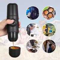 Voor Home Reizen Draagbare Handmatige Koffiezetapparaat Mini Espresso Maker Handheld Druk Espresso Machine Drukken Cup