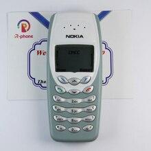 NOKIA 3410 Delle Cellule Del Telefono Mobile Originale Sbloccato Rinnovato Telefono A Basso Costo