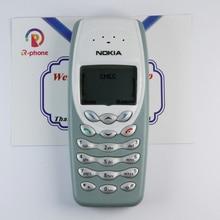 NOKIA 3410 Mobile Cell Phone Original Unlocked Refurbished Cheap Phone