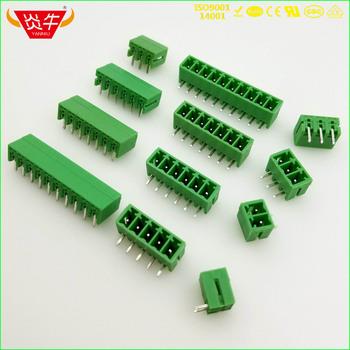 KF2EDGR 3 5 2P ~ 12P PCB PLUG-IN terminala bloki silnika 15EDGRC 3 5mm 2PIN ~ 12PIN MC 1 5 2-G-3 5-1844210 phoenix contact firma DEGSON KEFA tanie i dobre opinie NoEnName_Null Rohs CN (pochodzenie) Wtyczka 1-10 KF2EDGR-3 5 11-20 AWG CHINA BRASS TIN PLATING M2 STEEL PLATING CR3+PASSIVATION COLOR ZINC