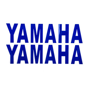 2 шт./компл. наклейка для мотоцикла персонализированные декоративные светоотражающие наклейки для мотоцикла Yamaha