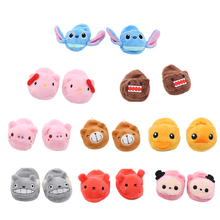 9 style Doll Shoes Cute Felt Slippers For 18 inch Zapf High Quality Baby Dolls Slippers Fashion Mini 43cm Born Doll Accessories new saliva towel wear for 43cm baby born zapf 17 inch dolls accessories