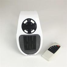 500W Portable Electric Heater Mini Fan Heater Desktop Household Wall Handy Heating Stove Radiator Warmer Machine