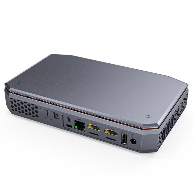 T12 CPU AMD A4 7210 windows10 mini pc DDR3L 8G Emmc 64G support HDD 1000M lan BT4.2 windows 10 mini computer