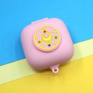 Image 5 - Милый силиконовый чехол для наушников Beats Powerbeats Pro, чехол для беспроводных наушников, Bluetooth наушники, аксессуары, Противоударная коробка