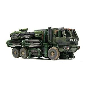 Image 4 - WJ Hound M02 TF Transformation Hound Camouflage ควันนักสืบรถบรรทุก INSPECTOR Action FIGURE OVERSIZE หุ่นยนต์ของเล่น