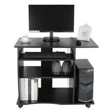 Table de chevet Mobile, bureau d'ordinateur, bureau de maison Mobile, bureau de levage, dortoir, petite Table de jeu HWC
