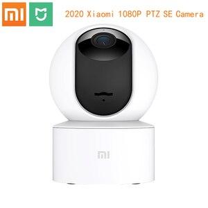 Image 1 - Xiaomi Mijia חכם IP המצלמה HD 1080P 2.4G Wifi אלחוטי 360 ° 10m ראיית לילה אבטחה חכמה Ai דמוי אדם זיהוי מצלמת