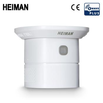 HEIMAN Zwave tlenek węgla czujnik Z fala wykrywacz CO inteligentny dom ochronny zabezpieczający wrażliwy Alarm system sieci Z fali tanie i dobre opinie Rohs CN (pochodzenie) M414 Czujniki tlenku węgla White Carbon Monoxide Sensor CO detector Zwave Z-Wave Z wave 868 42MHz
