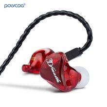 Auricolari cablati D8 In ear con microfono vivavoce a cancellazione di rumore cuffie impermeabili IPX4 TWS cuffie innestabili per auricolari I12 tws