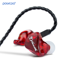 D8 In ear Wired Earphones with Mike Handsfree Noise Canceling Waterproof IPX4 TWS Headset Pluggable Earphone for I12 tws Earbud