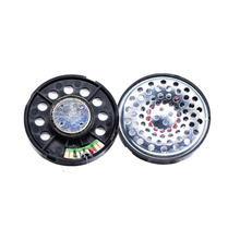 2 pièces 53MM 32 Ohm casque HiFi casque pilote unité basse voix casque haut parleurs bricolage 120dB