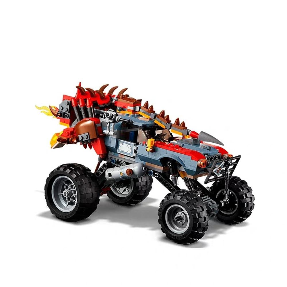 Legoinglys 70829 Technic Emmet And Lucy Escape Buggy Movie 2  Building Blocks Bricks Toys For Chlidren Christmas Gifts