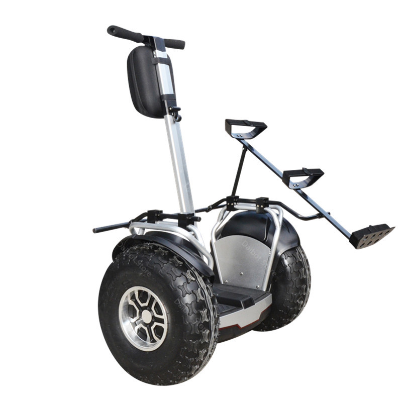 New Golf Electric Cart Two Wheeled Self Balancing Scooters With APP 19 Inch 1200W 60V Off Road Golf Electric Scooter For Adults  (3)