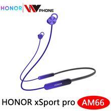 Original huawei honra xsport pro am66 bluetooth sem fio fone de ouvido esporte ao ar livre para huawei companheiro 30 pro