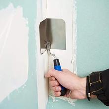 Corner-Eraser Trowel Drywall for Perfect 90-Degree-Corner Ergonomic-Grip Flexes Mintiml