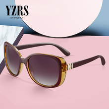 YZRS Brand Gradient Shade for Women Fashion Sunglasses Woman Vintage Retro Oculos Feminino Sexy