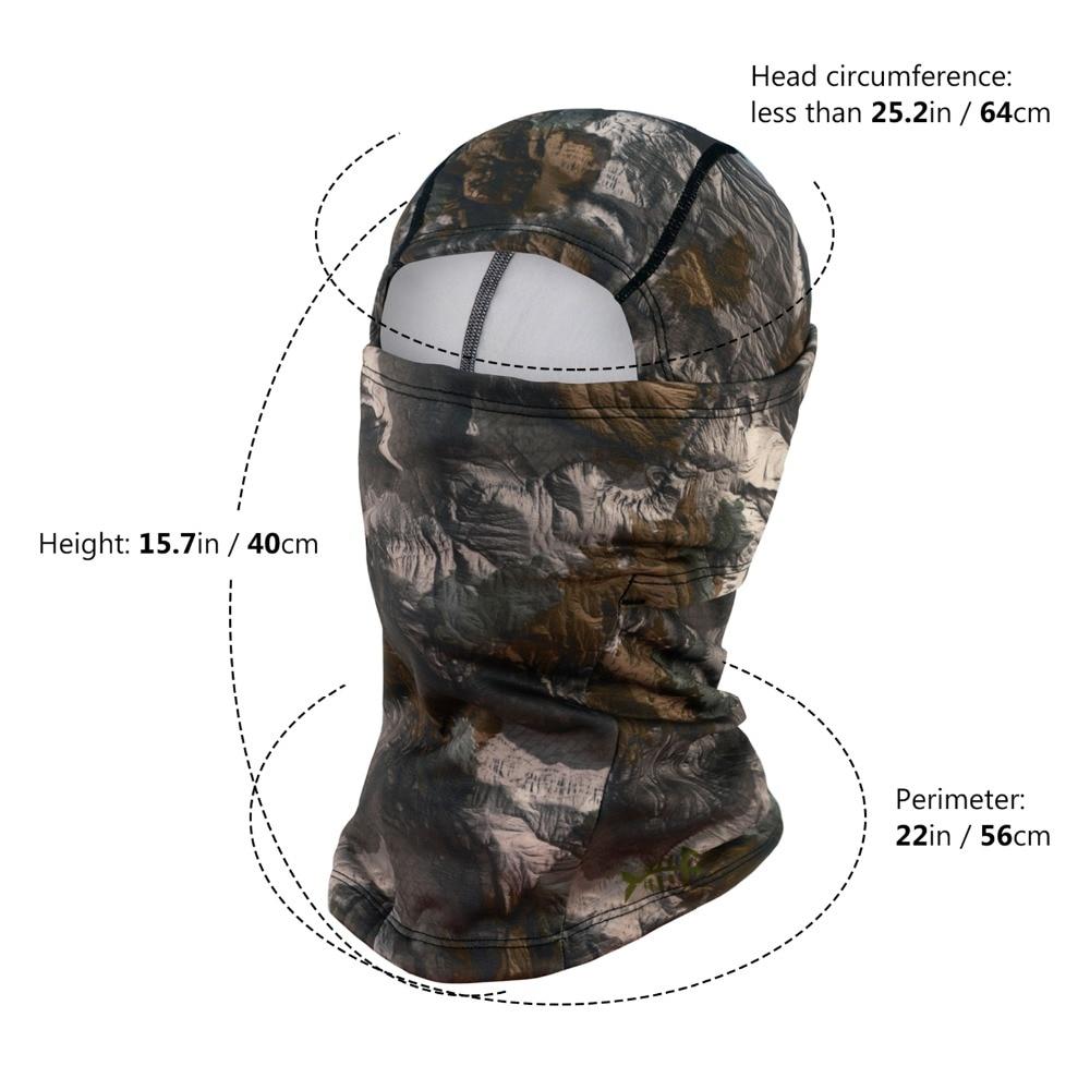 microfleece fishing hat