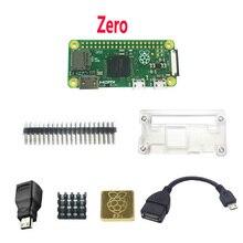 Raspberry Pi Zero W WH Pi0 funda cero disipador de calor OTG HDMI.
