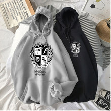 O guarda-chuva academia hoodies harajuku inverno quente diego cha-cha gráfico streetwear unisex moda topo camisolas masculino