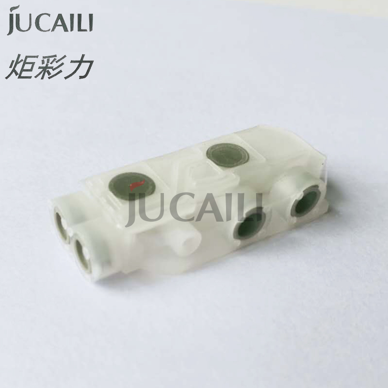 Jucaili 5PCS Printer DX7 Head Ink Damper For Epson Stylus Pro 3880 3800 3850 3890 3885 P600 B-300DN 308DN Printer Dumper Filter