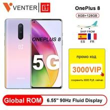 Smartfone OnePlus 8 5G Snapdragon 865
