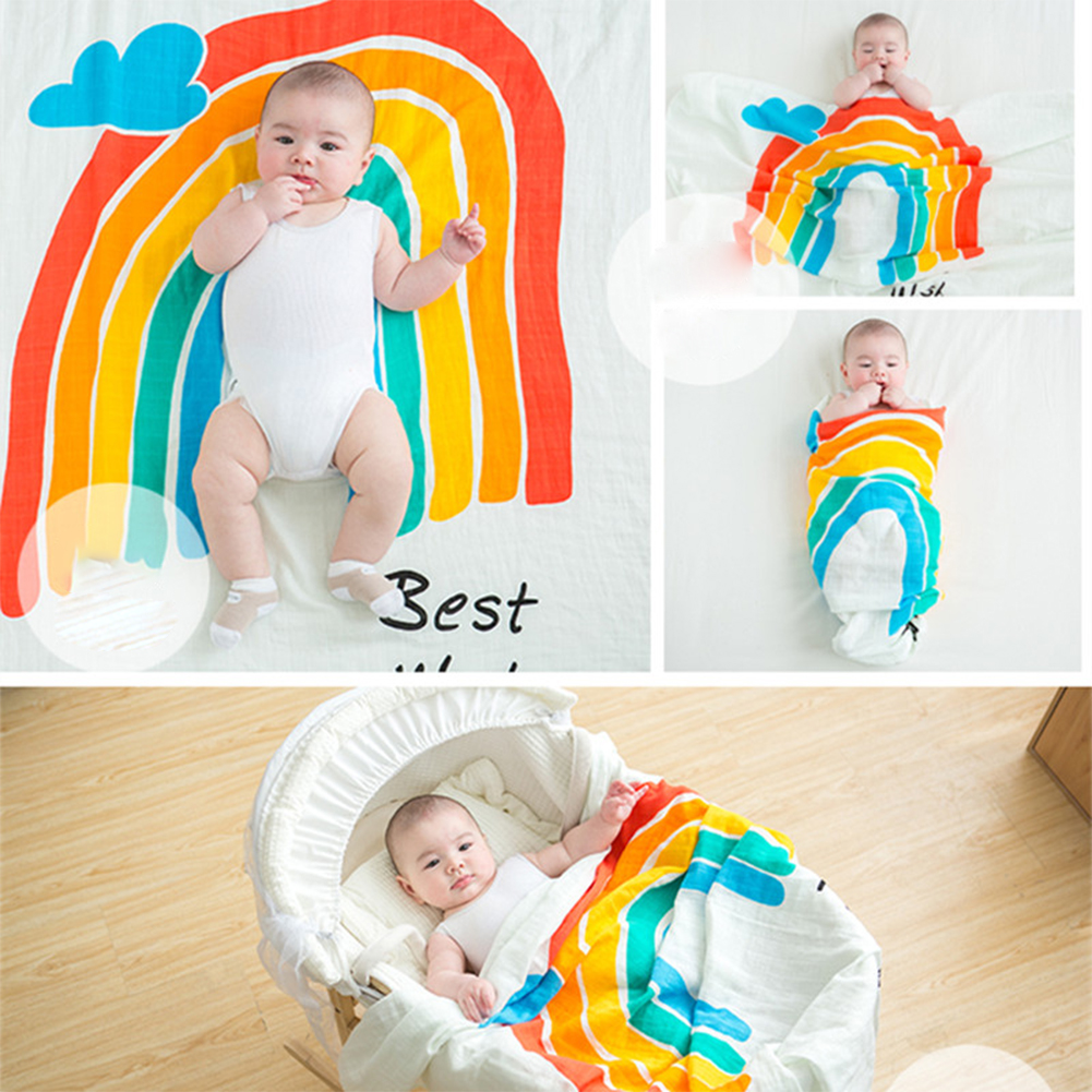 2020 Newborn Photography Props Baby Blanket Soft Receiving Blankets Carrying Wrapped Miles Blanket Photography Mat Accessories