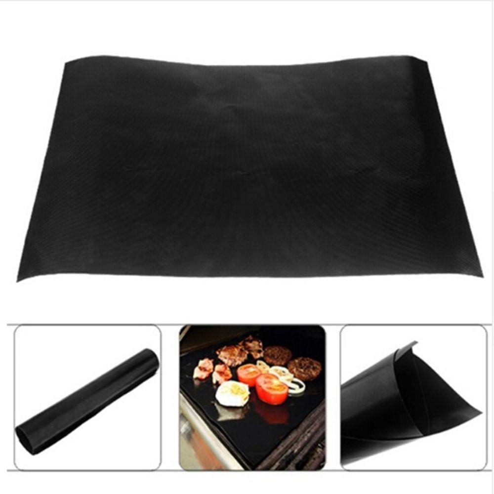 1Pcs High Temperature Non-Stick Pan Frying Cooking Liner Sheet Wok Mats Ki D7Z5