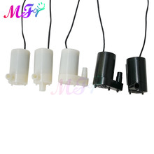 Motor-Pump Submersible Garden-Pool Fish-Tank Micro New DC 5V 3 And 6V 3V Water for 4V