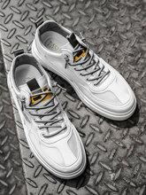 Primavera sapatos masculinos sapatos casuais masculinos sapatos de lona, sapatos casuais masculinos respirável leve e wear-resistant44