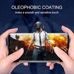 Image 5 - Akcoo P30 Pro الزجاج المقسى UV الغراء الكامل لهواوي P30 برو حامي الشاشة P30 لايت 10D الأشعة فوق البنفسجية فيلم الزجاج مع طلاء Oleophobic