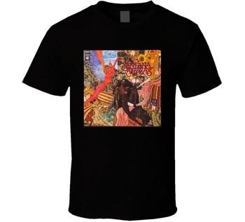 New Santana Abraxas Album Men's Tops Tee T Shirt Clothing Size S-2XL Classic Unique Tops T-Shirt